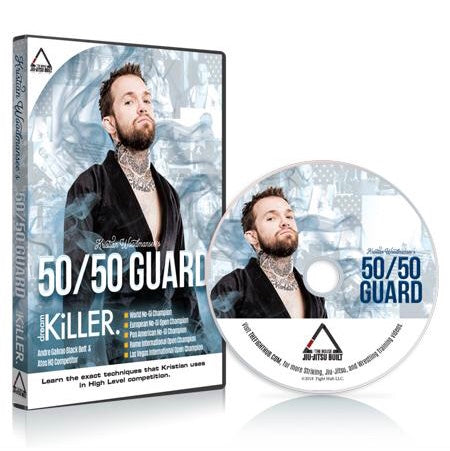 50/50 Guard by Kristian Woodmansee