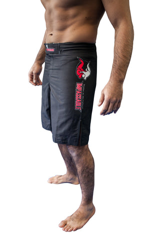 IBJJF Legal Competition Shorts From Impassable (Black)
