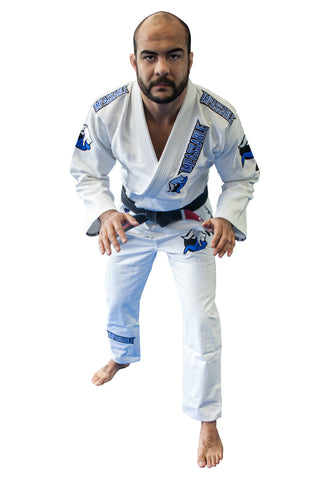 Impassable Premium Gi (White)