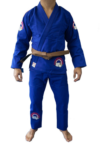 Overhook Premium Gi (Blue)