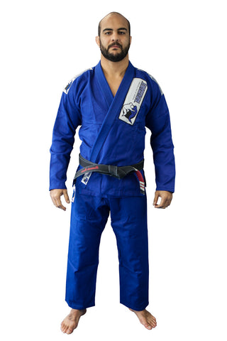 Impassable Bamboo Gi (Blue)