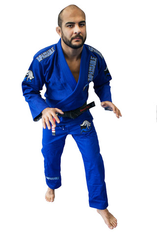 Impassable Premium Gi (Blue)
