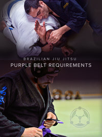 Brazilian Jiu Jitsu Purple Belt Requirements by Roy Dean Digital