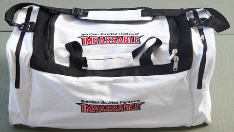 Impassable BJJ Gear Bag (Made From Gear Material)