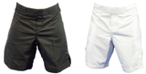 Grappling Shorts (Black, White)