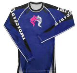 Impassable Rashguard Navy Blue