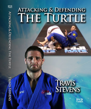 Attacking & Defending The Turtle by Travis Stevens (2 DVD Set)