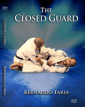 The Closed Guard by Bernardo Faria (4 DVD Set)