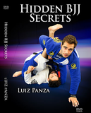 Hidden BJJ Secrets by Luiz Panza