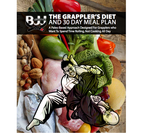 The Grappler's Diet (Ebook)