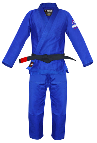 FUJI All Around Adult BJJ Gi (Blue #7002)