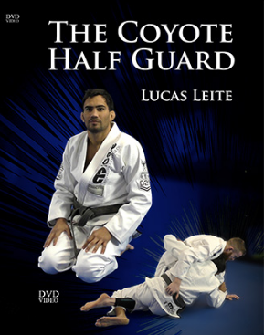 THE COYOTE HALF GUARD BY LUCAS LEITE