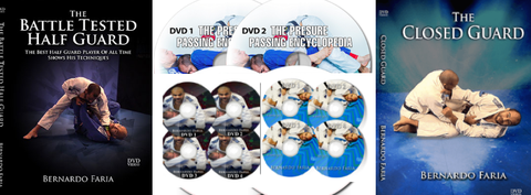 Bundle Set by Bernardo Faria (20 DVD Set)