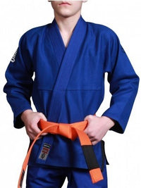 Gameness Youth Air Gi (White, blue, Pink, Black)