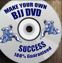 Make Your Own BJJ DVD - Basic Package