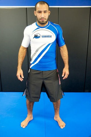 Impassable IBJJF Legal Rashguard (Short Sleeve)