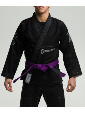 Gameness Feather Gi (White, Blue, Black)
