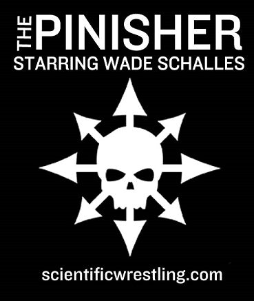 The Pinisher Catch Wrestling DVD by Wade Schalles