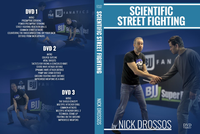 Scientific Street Fighting/Self Defense Encyclopedia 6 DVD Set by Nick Drossos
