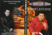 Submission Library DVD with Gokor Chivichyan
