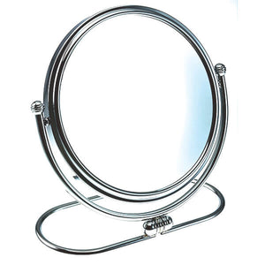 Chrome Mirror 19cm 3x magnification 10419c