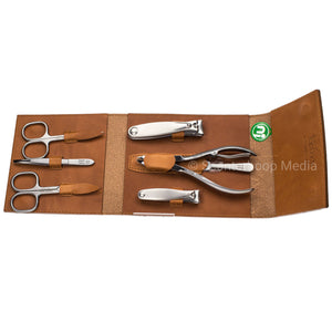 Niegeloh Solingen Toplnox® 7 piece Luxury Manicure Set  88588