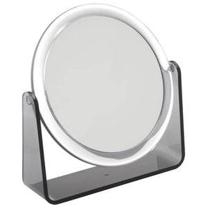 Acrylic Vanity Mirror with 5x magnification