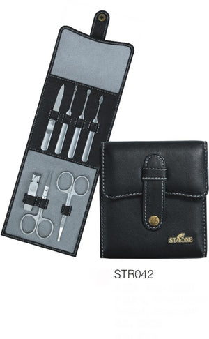 St042 7 piece manicure set