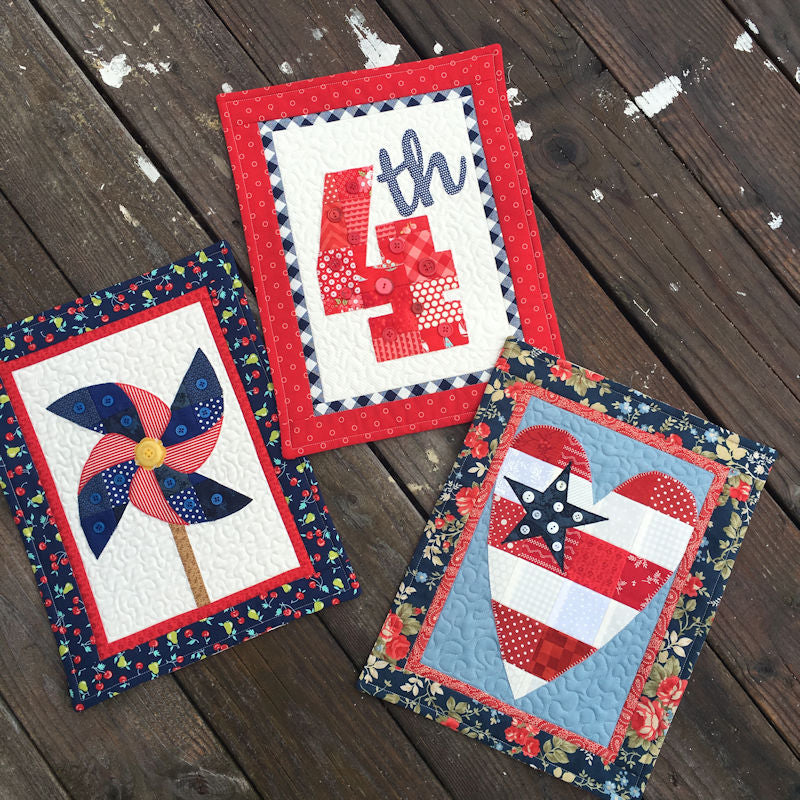 "Patriotic ""Patches"""
