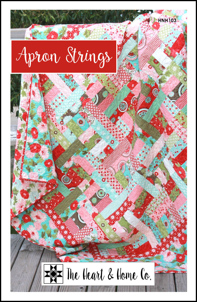 HNH103 Apron Strings PDF Pattern
