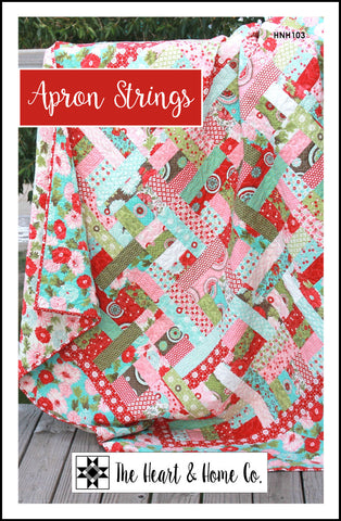 HNH103 Apron Strings Paper Pattern