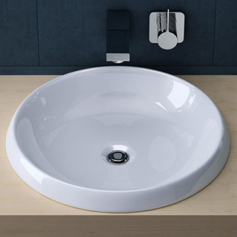Durovin Bathrooms Round basin vessel basin sink, vanity unit.