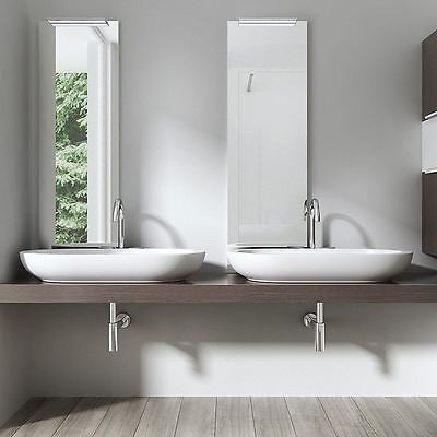 modern oval curved bathroom sink
