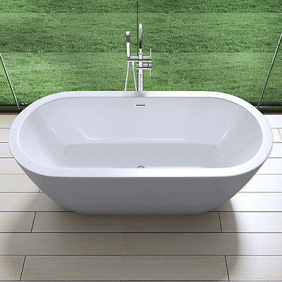 Vicenza 501 deep fill bath tub