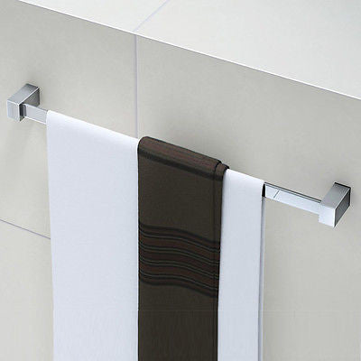 MMA708 Square wall hung towel rail