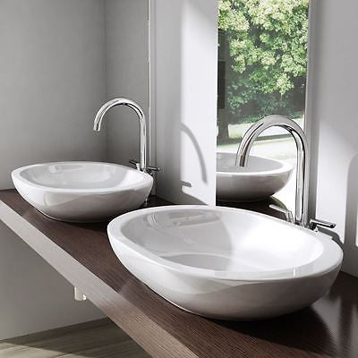 Durovin Bruessel 5056 deep fill bowl, vessel tap mountable. Counter top.