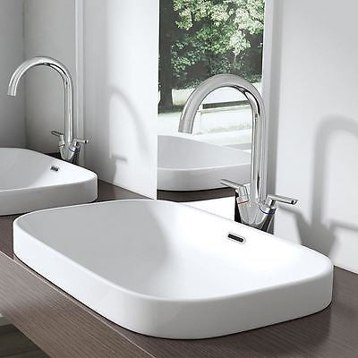 Bruessel 5082 curved countertop wash basin