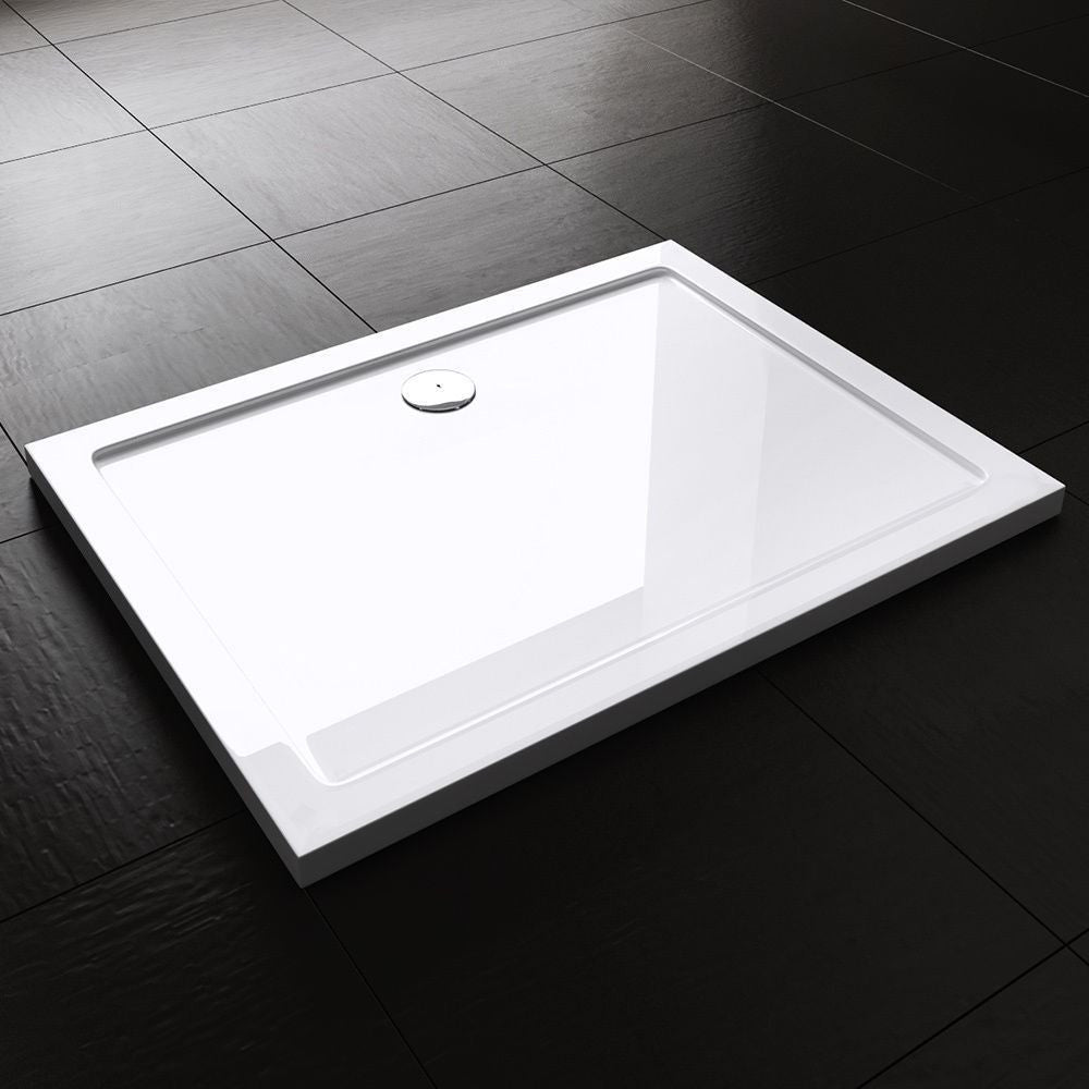 acrylic rectangle shower tray