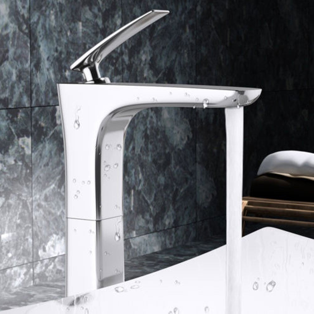 Francfort 1298 High single lever bathroom tap