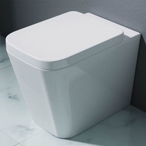 Back To Wall Toilet Aachen Toilet 7004D