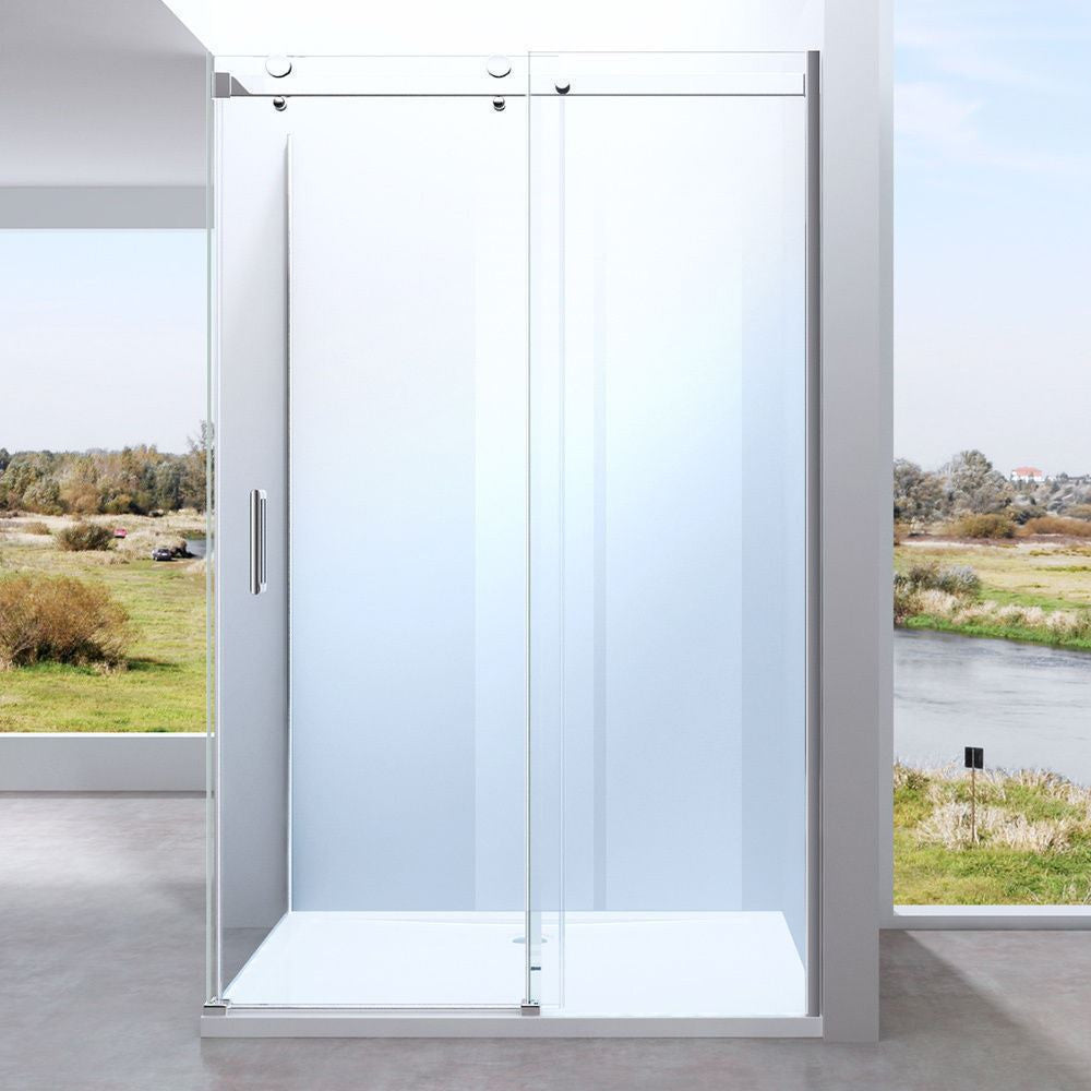 Ravenna 17 | Sliding Door Shower | Durovin Bathrooms