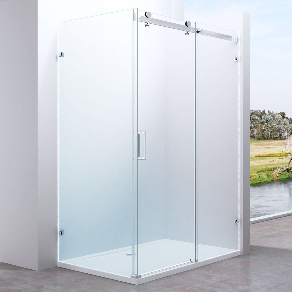 Ravenna 17-2nd L | Sliding Door Shower | Durovin Bathrooms