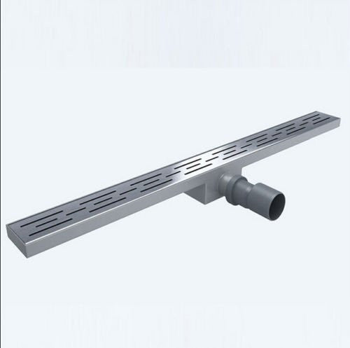 L55G001 Stainless steel chrome drain modern