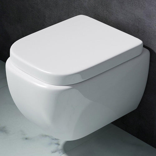 Aachen 101 Wall Hung Toilet With Soft Close Seat (C23)