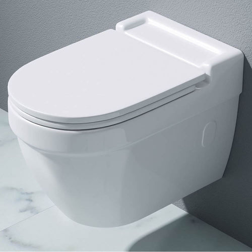 Aachen 316 Wall Hung Toilet With Soft Close Seat (C45)