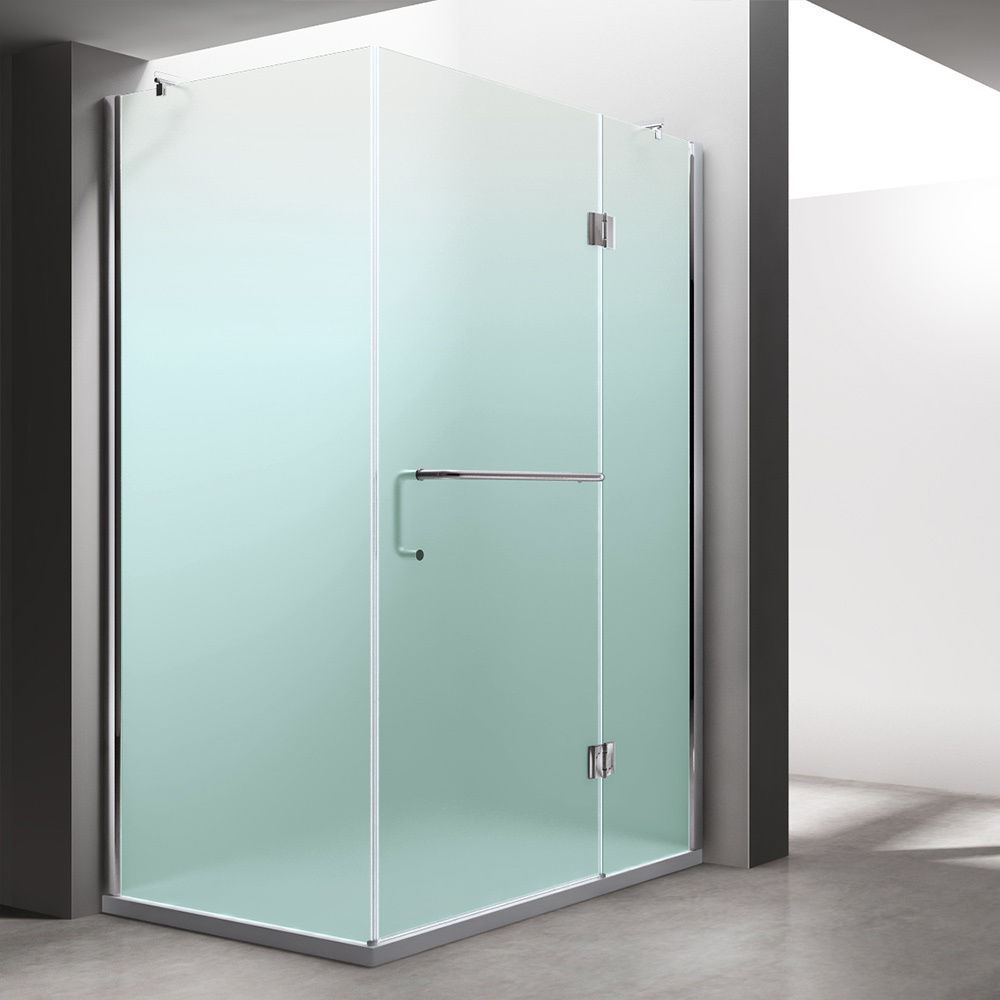 Ravenna 4 Frosted Shower Enclosure