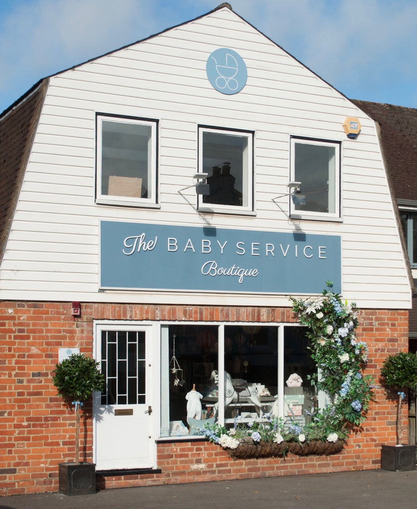 The Baby Service - Nursery Pushchairs Furniture and Newborn Gift Ideas