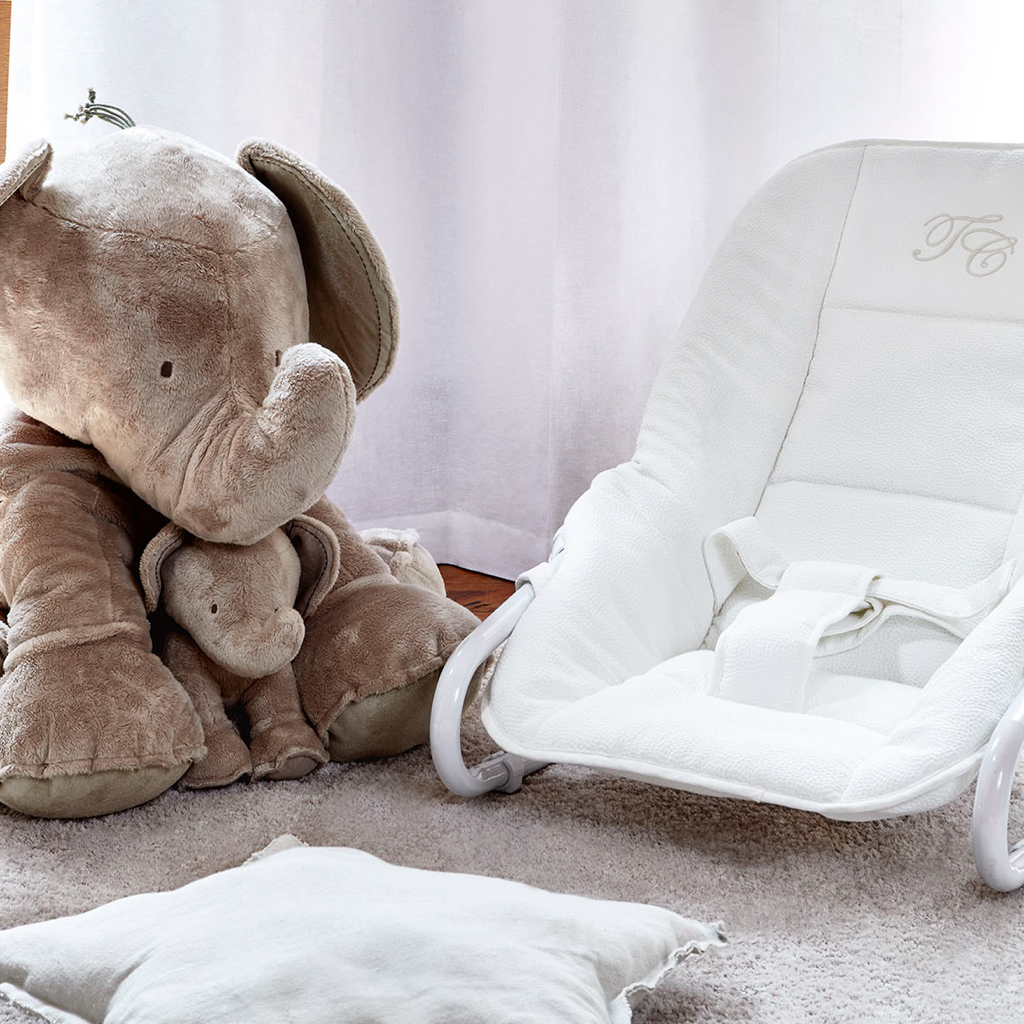Tartine et Chocolate Luxury Baby Bouncer | The Baby Service
