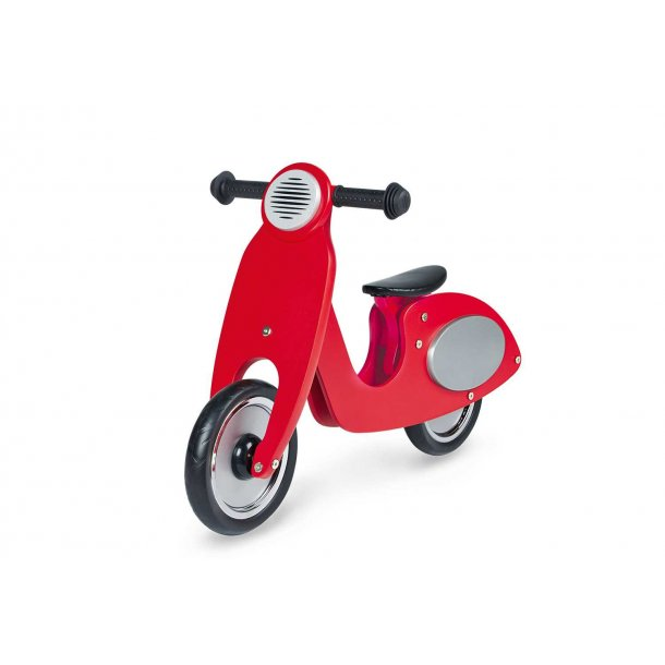 Vespa Wanda Children's Red Balance Bike Pinilino Luxury Children's Gifts and Toys