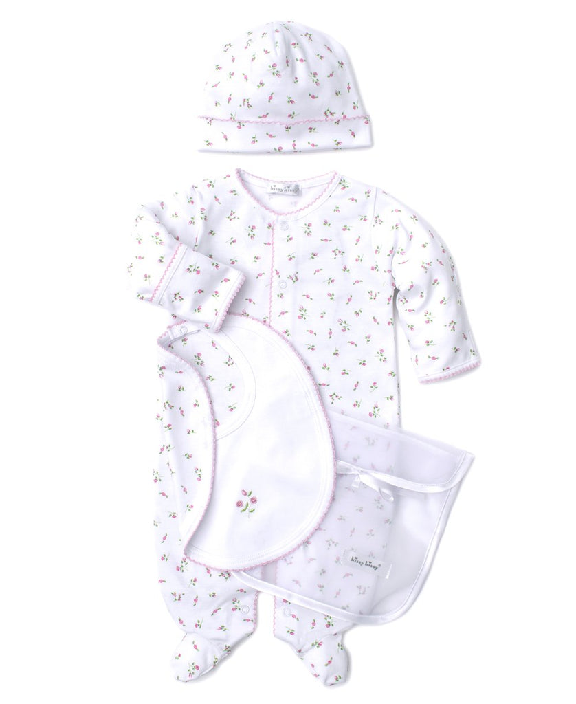 Kissy Kissy Garden Roses Gift Set Baby Clothes Set